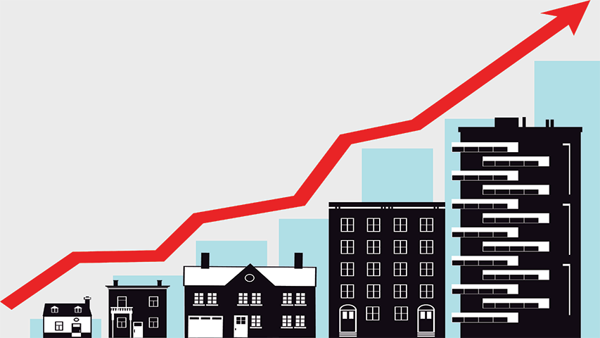 What cities will grow and what will shrink for housing?