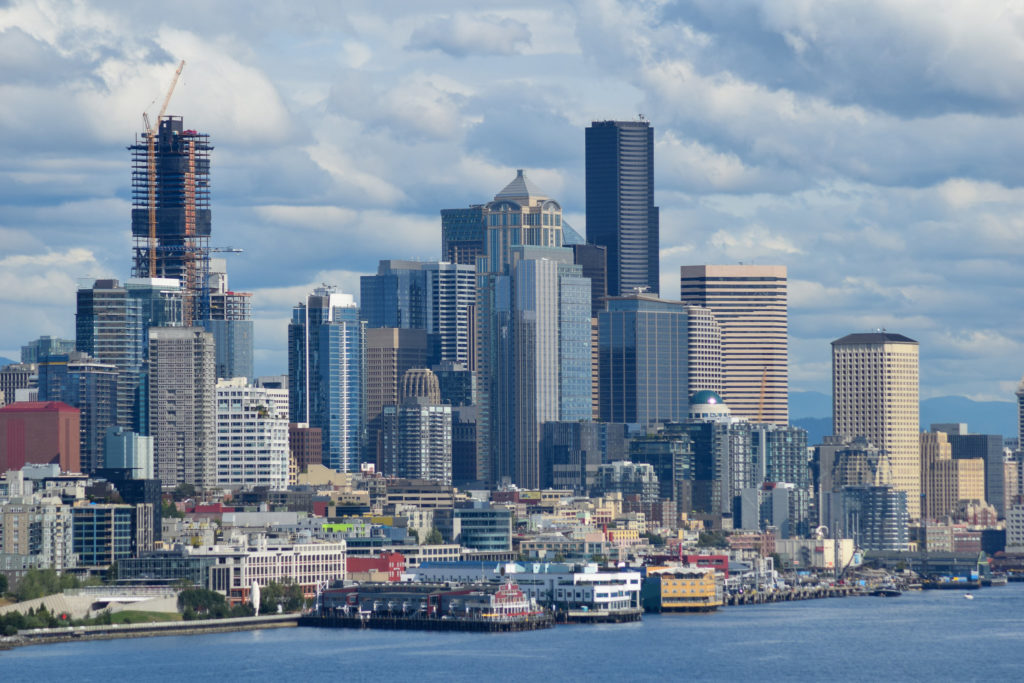 A picture of seattle washington development frowth - SQuarerise